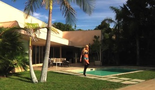 HardX Carmen Caliente in 'Latin Asses'