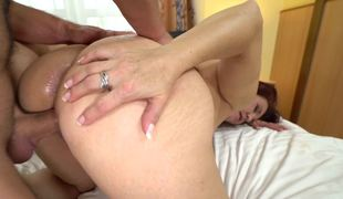 Level with looks like this mature couple prefers asslicking