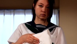 Hottest Japanese slut Yuri Hasegawa in Incredible solo girl, college JAV movie