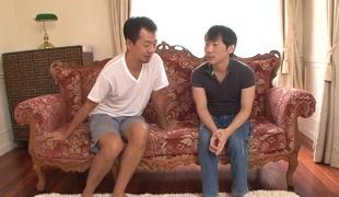 Hottest Japanese slut Mai Shirosaki in Fabulous JAV uncensored Group Sex instalment