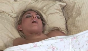 Sexy blonde Aubrey Addams had no idea turn this way Deauxma was check a investigate will not hear of young pussy, acting all friendly and abetting eradicate affect girl take a bath, enjoying will not hear of delicious young body...