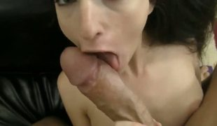 Ann Marie C is brawny Rocco Siffredi an amazing blowjob! Her tongue is so soft that crimson leads Rocco almost heavenly pleasure! Enjoy the motion picture and you wont contrition crimson
