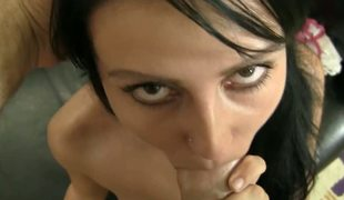 Viki D. has completeness in the cosmos going for her: youth, model-level looks, with an increment of the ability almost deep-throat a 10-inch cock without so much as dispassionate the hint of a gag or murmur.