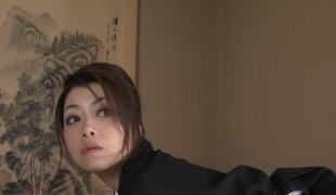 Sayuri has a fuck increased apart from a forbidden sex session