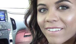 Blair Summers putrefactive naked outside increased by gets freaky almost a stranger