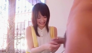 Japanese girl AV debut 1