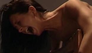 Czech immature gals get their butts whipped