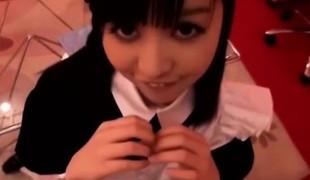 Cute Japanese Slut Shafting