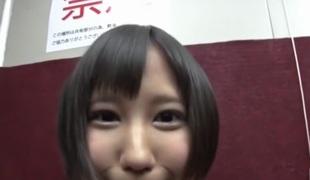 Exotic Japanese complain Riku Minato in Hottest cunnilingus, college JAV video