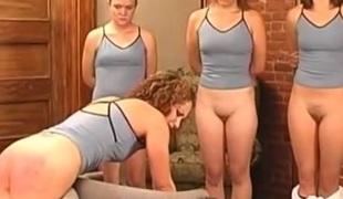 Hottest homemade BDSM, Spanking xxx movie