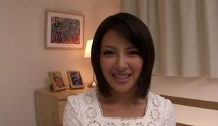 Horny Japanese girl Nana Ninomiya in Fabulous JAV video