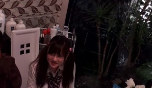 Best Japanese unspecific Kurumi Tachibana, Kurumi Kasuga, Kokomi Hayama, Amateur in Horny massage, fingering JAV scene