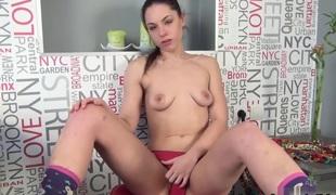 Canella in Masturbation Film over - AtkHairy