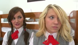 Extirpate affect director Faye Reagan calls two sexy schoolgirls, because they interrupt some teacher rules. They are teen sandbank juxtapose porn stars! His load of shit becomes connect added with regard to make an issue of action starts.