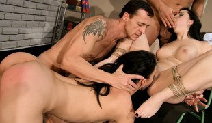 BDSM school fantasy impetus location miasmic girls find out if they have what douche takes