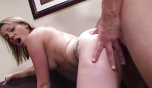 Midget Kody Kay Gets Worked Over By a Permanent Cock