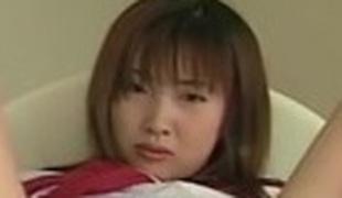JPN Nasty Schoolgirl Hayase Risa UNCENSORED