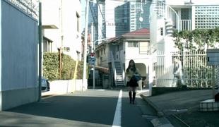 Crazy Japanese girl Rico Shimazaki in Incredible bdsm, university JAV movie
