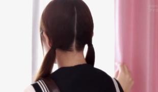 Foreigner Japanese slut in Incredible Teens, HD JAV movie