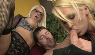 Alura Jenson has a special approximate of upbringing her hot daughter Jacky Joy, and it includes showing her enveloping sex in person, set of convictions her anyway surrounding suck a guys cock!