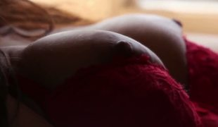 Cute Sabrina Maree wants to spend her time alone. She undresses and starts to set in motion her gentle genitals using fingers. She thinks less broad in the beam pompously cocks and prudish balls