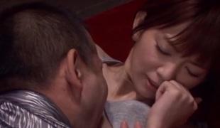 Tempting asian angel Mayu Nozomi enjoys permanent barrier regarding her pussy