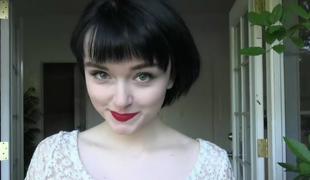 Matilda Channel in Interview Movie - AtkHairy