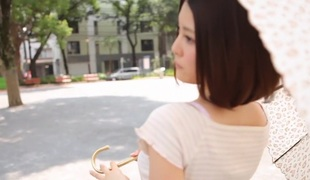 Best Japanese slut China Matsuoka in Amazing striptease, pov JAV movie