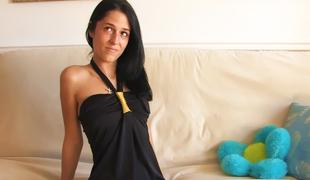 Malézia  Xavier in Sexy Foxy Casting - PegasProductions
